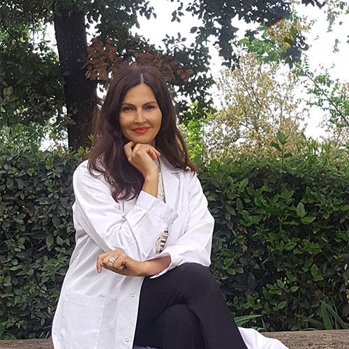 immagine profilo dottoressa baggiani